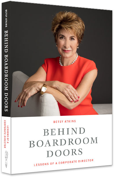Behind Boardroom Doors: Lessons of a Corporate Director