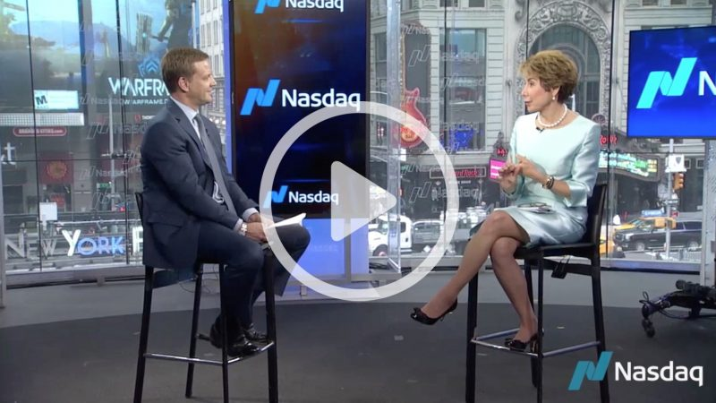 VIDEO: Nasdaq Amplify / How to run an effective board meeting: Interview with Betsy Atkins