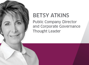 Nasdaq Clearinghouse /  Betsy Atkins Talks to Arthur Levitt about the Current State of Boards: Part 2