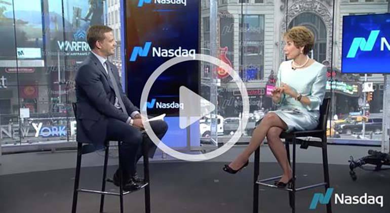 NASDAQ MARKET INSITE / Betsy Atkins' Interview: Advice to CEOs on refreshing your Board