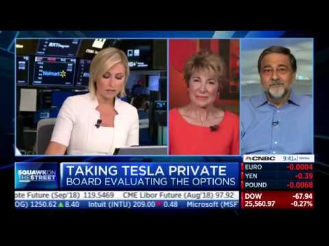 Video: CNBC / Squawk On The Street