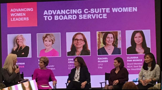 NASDAQ Governance Clearinghouse /  Learn How 6 Successful Women Earned a Seat at the Table