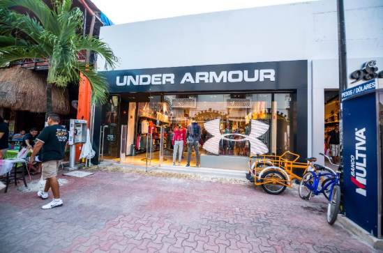 Forbes / A Misstep For Under Armour CEO