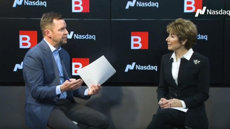 Nasdaq Spotlight Interview in SF
