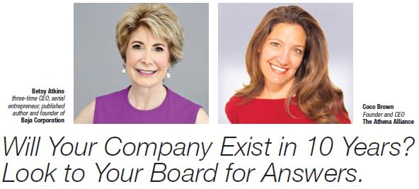 Women Inc. / Will Your Company Exist in 10 Years?