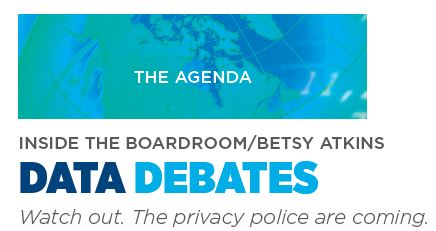 Inside The Boardroom w/ Betsy Atkins: Data Debates