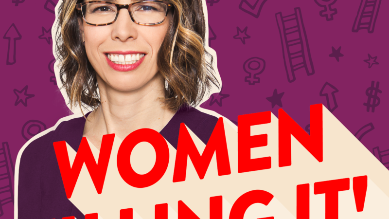 Women Killing It! / Treat Yourself like a Business Athlete with Betsy Atkins