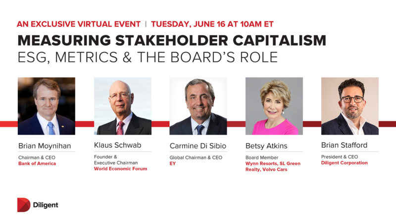 Measuring Stakeholder Capitalism: ESG, Metrics, and the Boards Role